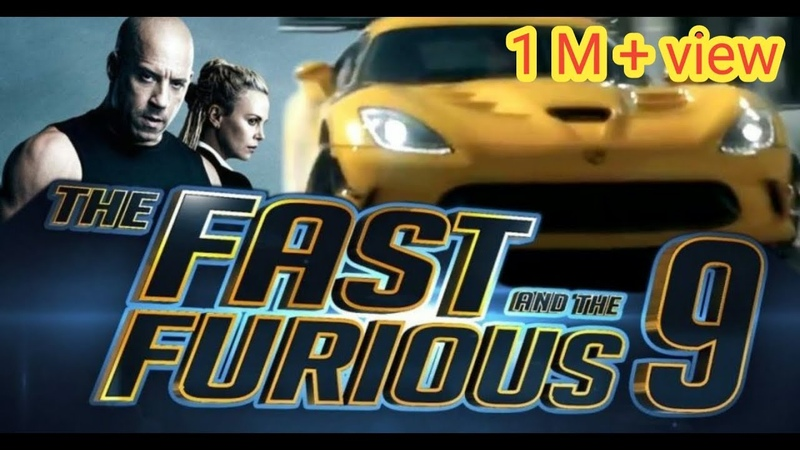 Fast and Furious 9 Fast 9 Official Trailer 2019 4K HD