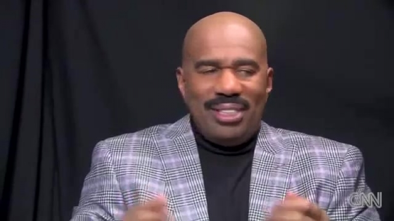 Steve Harvey says men and women cant be friends.mp4