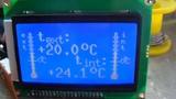 termometru cu 2 senzori LM335 si afisare pe ecran LCD12864 (ST7920) folosind Arduino (2)