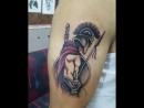 Tattoo sparta