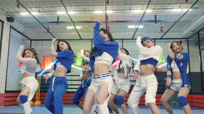ALiEN Dance Studio Aanysa Snakehips Burn Break Crash choreography by Euanflow