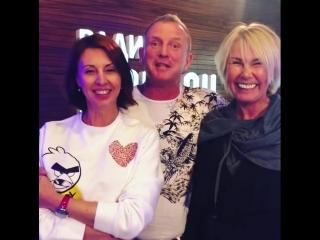 Виктор Рыбин и Наталья Сенчукова на Радио Шансон!