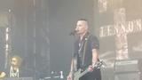 Johnny Depp singing