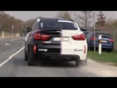 700HP BMW X6M w/ Akrapovic Exhaust - LOUD Pops Bangs and Accelerations