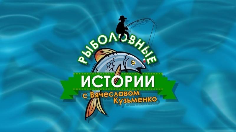 Рыболовные истории с Вячеславом Кузьменко. 18 серия. Стрелецкая Слобода
