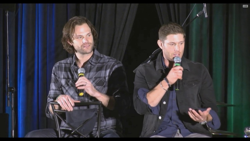 Favourite moments from Jensen and Jared Main Panel JAXCON 2018 | part 3