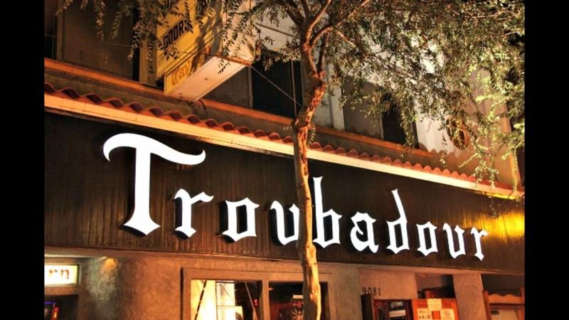 Depeche Mode at the Troubadour 26/04/2013