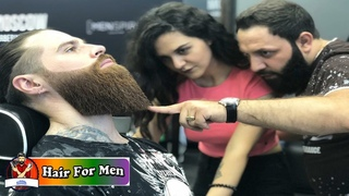 [ Haircut For Mens ] Beard Style For Men ✂️✂️ Men's Hairstyles Trends