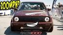 1300HP VW GTI Goes 330kmh! (AWD Turbo VR6!)