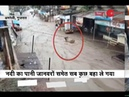 Heavy rains brings flood-like situation in parts of Gujarat