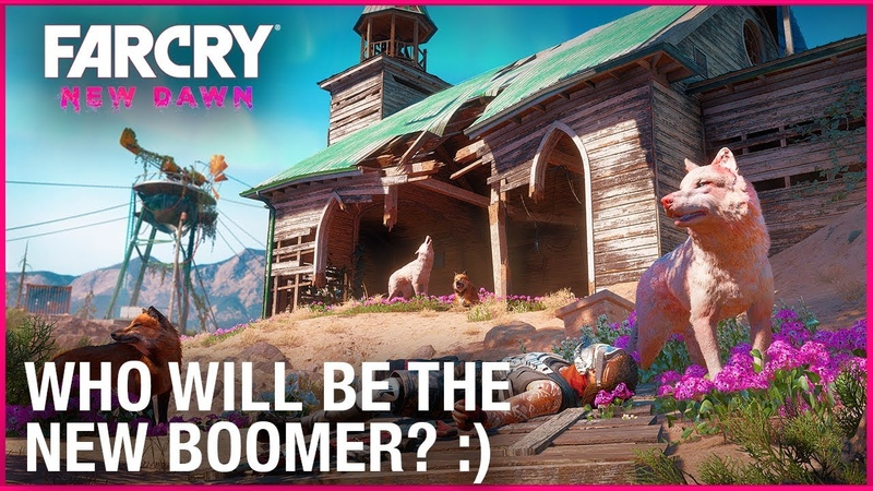 Far Cry New Dawn Fight New Enemies Travel To New Locations and Pet New Animals Ubisoft NA