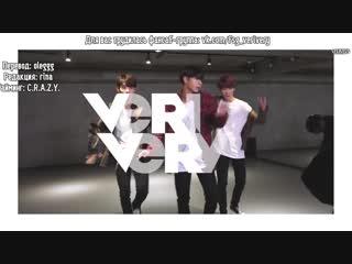 [VE:H!ND] VERI ground - Сцены со съёмок