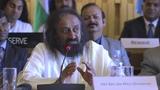 'Inter-faith and Inter-Cultural Harmony' A talk by Sri Sri Ravi Shankar at the UNESCO