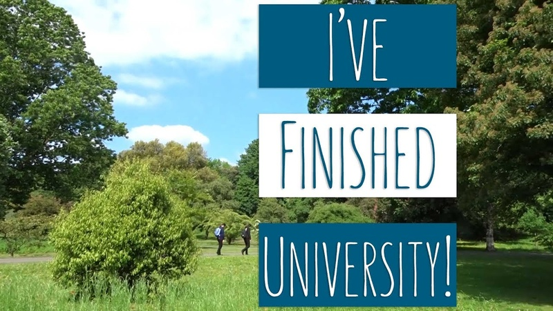 HOW I SPENT MY FIRST WEEK AFTER FINISHING MY DEGREE | USW
