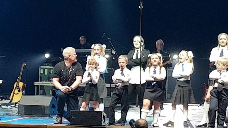 Концерт в Крокусе с группой Pink Floyd из Великобритании
