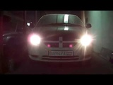 "Dodge caravan V6 3.3 функция ""канадский свет"""