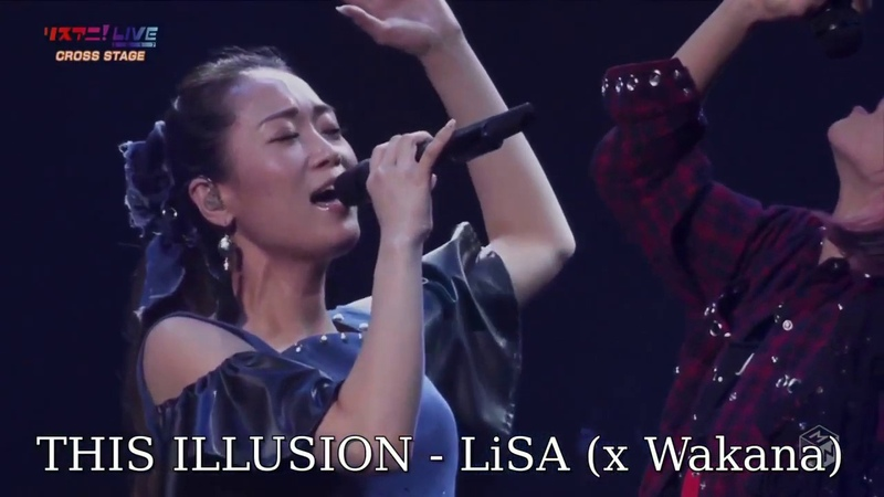 [Best of LiSA's Live] - Top 10 Japanese Female Singers: LiSA / Risa Oribe