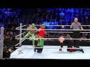 Rey Mysterio and Sin Cara vs Hell No SmackDown 2013
