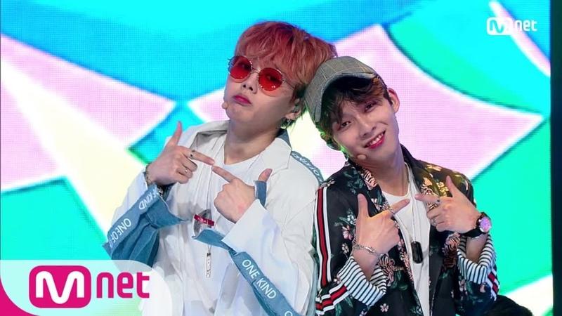 [Perf] WOO JIN YOUNG, KIM HYUN SOO – Falling in love @ Mnet M!Countdown EP.574 140618