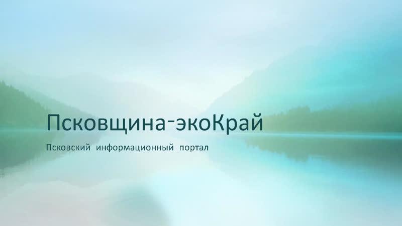 Интерактивная карта Псковской обл. Валентина Дмитриева