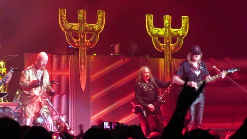 Judas Priest Metal Gods with Glenn Tipton Kent WA