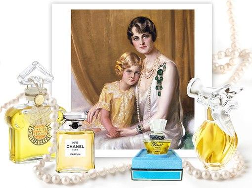 Запах матери: ароматы Эдипова комплекса