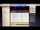 Моя ставка в БК Париматч на игру 06.08, вывод средств и Qiwi кошелек