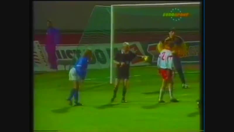 08.09.1993. Исландия - Люксембург
