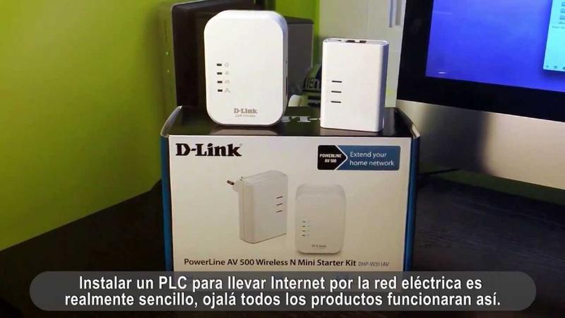 Cómo llevar Internet por la red eléctrica, cómo funciona un PLC