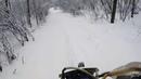 Обычный зимний день на мотоцикле 😁