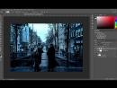 Конвертирование цветного изображения в черно белое Photoshop