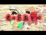 MedusaSub Shounen Ashibe 3 Go! Go! Goma-chan! Мальчик Асибэ 3 Вперёд, вперёд, Гома-чан! 2 серия русские субтитры