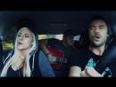 Девушка классно поет в машине с парнями!(HD)Rixton – Me and My Broken Heart