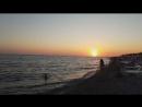 Море на Олимпийском Парке Сочи Закат