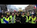 Des Gilets Jaunes manifestent à Paris malgré les interdictions, acte 20 / Partager et abonnez-vous
