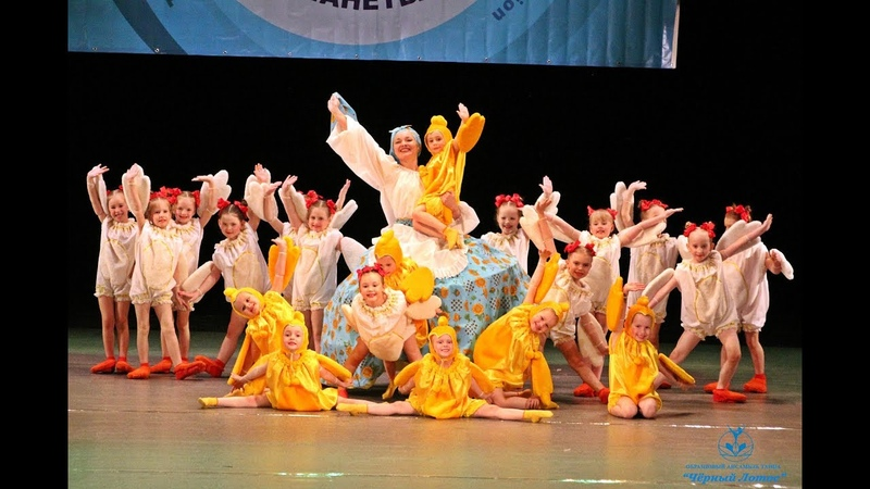 Международный фестиваль-конкурс Дети планеты номер Бабулины хлопоты