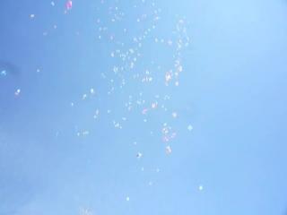Облачка и шарики