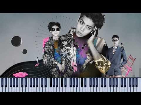 Evil Piano cover 피아노 커버 - SHINee 샤이니