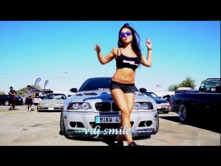 Sexy girls and tuning cars
