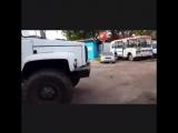 Обрушение забора в УМВД по Хабаровскому краю