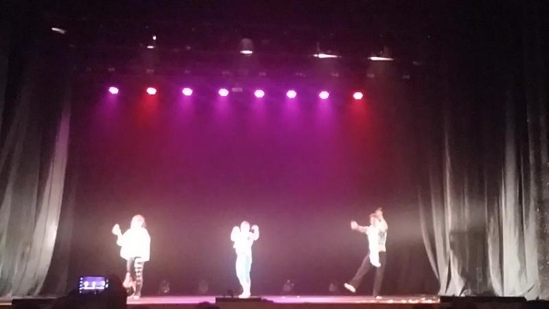 Санкт-Петербургский театр танца ИСКУШЕНИЕ спектакль Между мной и тобой Обнинск, 21.09.2018