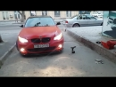 BMW M5 E60 RED