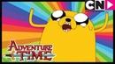 Время приключений Картные войны Cartoon Network