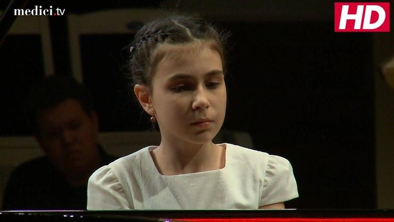 Grand Piano Competition 2018: Finals (II/II) - Alexandra Dovgan (The Grand Prize winner )