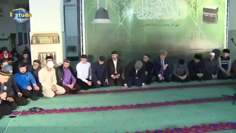 Мухаммад Шафий Ашуров и группа Нашидуль Ислам