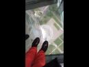 Останкинская башня - Стеклянный пол