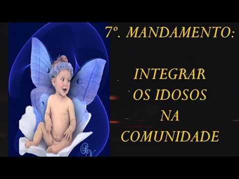 OS 10 MANDAMENTOS DOS IDOSOS