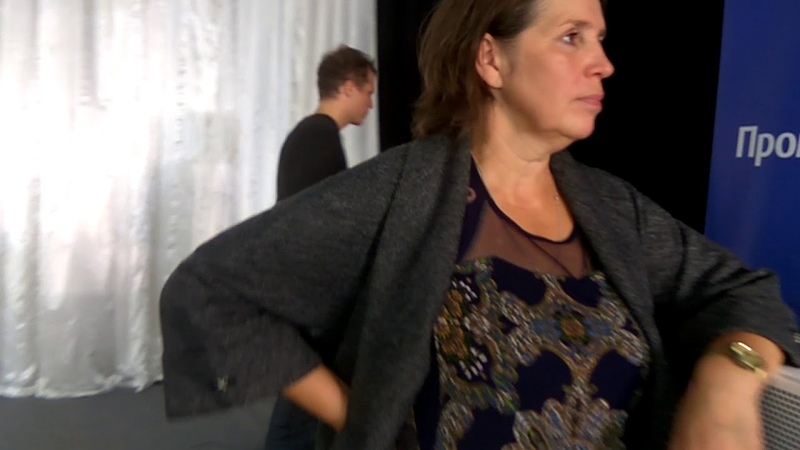 РЕПЕТИЦИЯ- Парад ТЕНОРОВ с дирижёром Фабио Мастранджело на Международном Евразийском Женском Форуме.