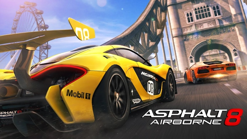 How to play asphalt 8 airborne professionally with drift
