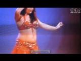 Jessika Cruz bellydance (Baladi + tabla ) - (